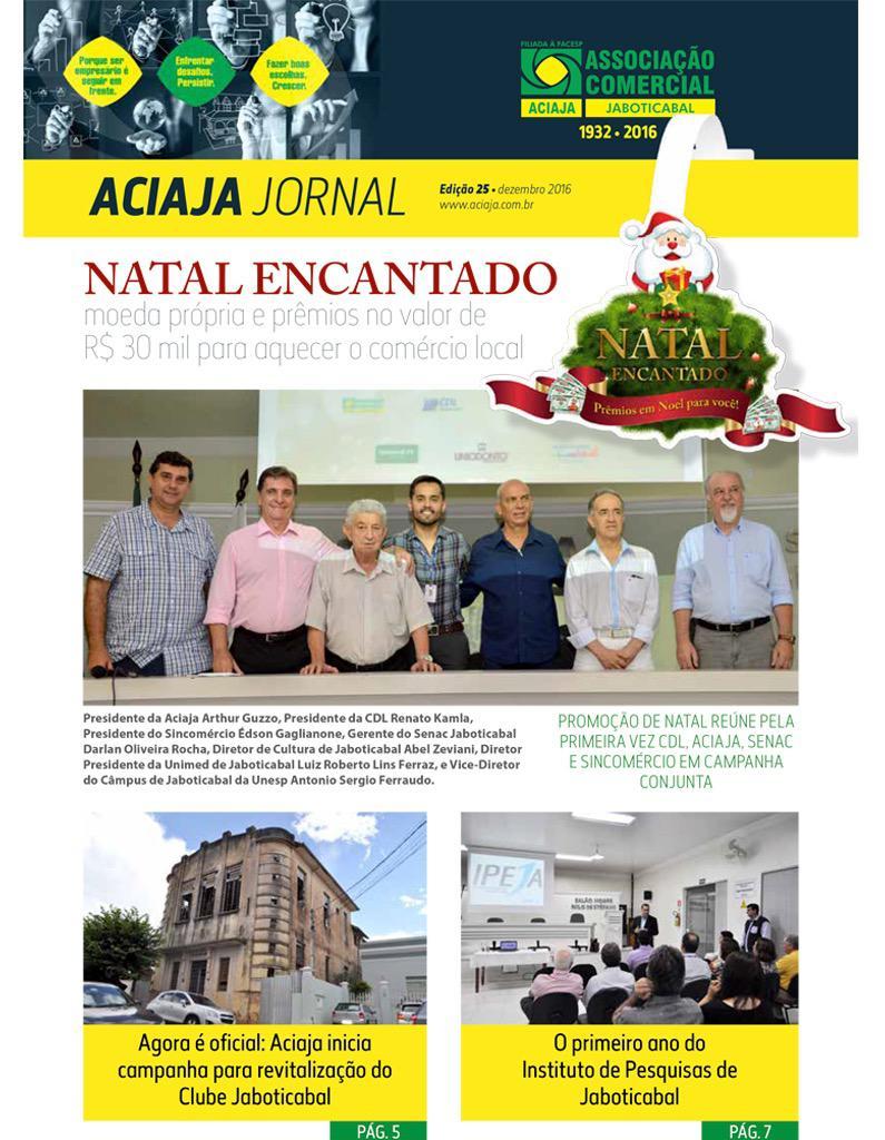 Jornal Aciaja - Eleições 2016
