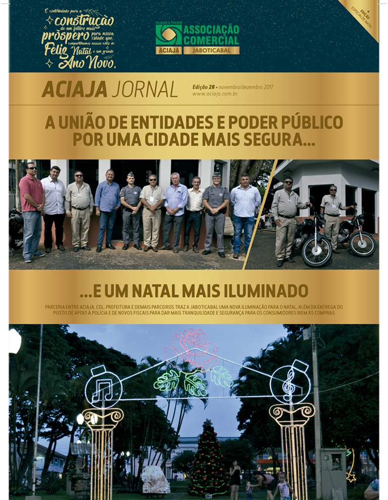 Jornal Aciaja - Dezembro 2017